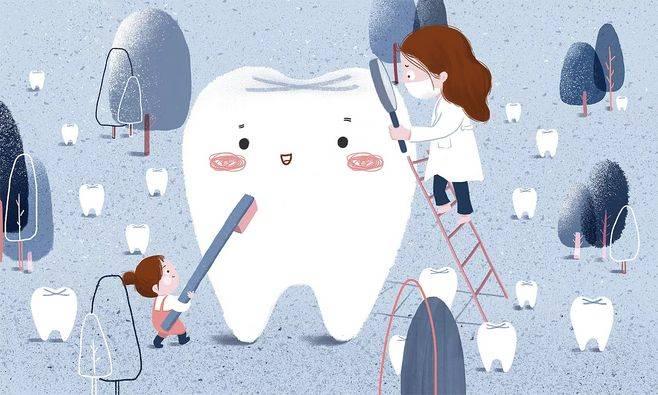 中班|健康活动:保护牙齿