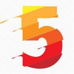 中班|数学教案:5的序数
